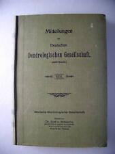 Deutschen Dendrologischen Gesellschaft Jahrbuch 1932