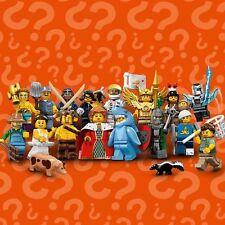 Lego Minifigures 71011 Complete Set Series 15 or Singles Queen Shark Guy Farmer