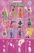 Playmobil 5461 Figuren Figures Serie 5 Girls - neuwertig