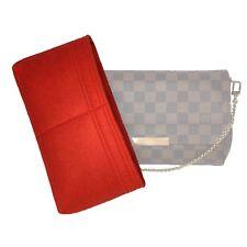 Bag Organizer for Louis Vuitton Favorite MM (Handmade / Purse Insert )