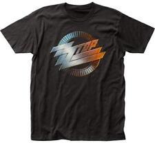 ZZ Top-Reciclador oficial-Negro para Hombre Camiseta Importación de Estados Unidos