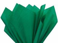 COLORI VERDE Chiaro senza acidi fogli di carta velina A4 regalo avvolgimento confezione 20