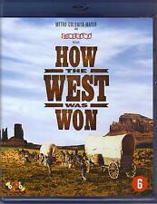 BLU-RAY HOW THE WEST WAS WON / la conquête de l'ouest - 2 DISC nieuw neuf