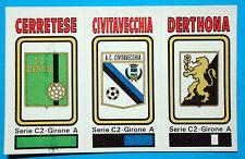 FIGURINA CALCIATORI PANINI 1978/79 SCUDETTO -SERIE-C2 n.561 NUOVA