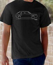Original Lancia Delta racional Sketch Camiseta