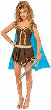 Adult Sxey Roman Greek Gladiator Warrior Hercules Costume