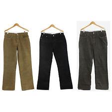 NWT Weatherproof Men Classic Soft Premium Cotton Corduroy Straight Leg 5 Pockets