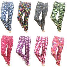 Zikit Women's Sleepwear Fleece Lounge Pajama Sleep Pants S to XL