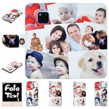 Personalisierte Schutzhülle Handyhülle für LG Tasche mit eigenem Foto Text Druck