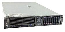 HP ProLiant DL380 G5 2 x Quad-Core X5450 3.0Ghz 32Gb 4 x 146Gb 2u Rack Server