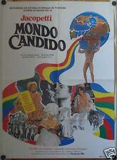 MONDO CANDIDO (Pl. '75) - CHRISTOPHER BROWN / JACOPETTI