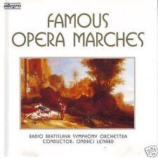 FAMOUS OPERA MARCHES Beethoven, Mendelssohn, Verdi,...