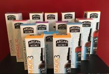 Argan Secret Range ; Shampoo/Conditioner/Masque/Mist/Perfect End/Magic3/Souffle