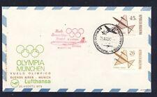 41768) LH Olympiade SF Buens Aires - München 25.8.72, SoU (Dohmen)