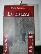GOYTISOLO Juan, La risacca.. Milano, Feltrinelli, 1961.