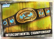 Slam attax evolution #037 Intercontinental Championship