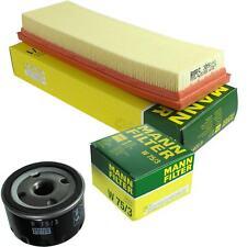 Mann-Filter Set Filtro dell'olio filtro aria Ispezione Pacchetto mol-9308362