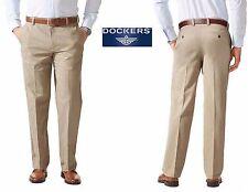 NWT 32x32,34x30,36x32,38x30 Dockers Easy Khaki,Classic Fit,Flat Front Pants New!