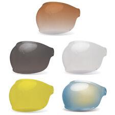 Bell Bullitt Bubble Brown Tab Faceshield Helmet