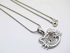Hello Kitty Fashion jewelry: bracelets,necklaces,earrings,rings.nickle,lead free