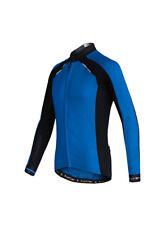 Funkier Talana Thermal Long Sleeve Jersey - Blue / Black