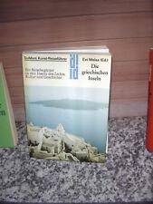 Die griechischen Inseln, von Evi Melas (Ed.)