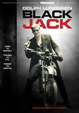 Blackjack DVD, Dolph Lundgren,