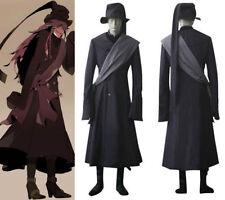 Black Butler Kuroshitsuji Undertaker Cosplay Costume Custom Made