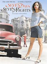 Seven Days Seven Nights  DVD