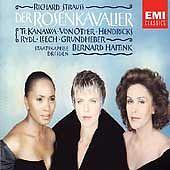 Richard Strauss: Der Rosenkavalier (CD, Sep-1991, 3 Discs, EMI Music...