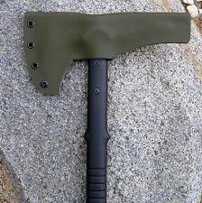 United Cutlery M48 Tomahawk Sheath - Olive Drab Kydex