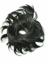 """Hot mis sur synthétique cheveux pièce chouchou 4"""" extensions wrap bande élastique browns"""