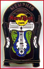 Hard Rock Cafe MEMPHIS 1999 JUKEBOX Series PIN Wurlitzer Classic