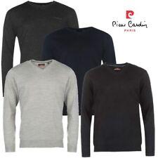fe5563b6893a4 Pulls et cardigans gris Pierre Cardin pour homme   eBay