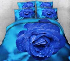 Blue Enchantress 3D Printing Duvet Quilt Doona Covers Pillow Case Bedding Sets