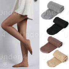 Girls Women Ladies nylon Tight Opaque Footed Tights Winter Warm Socks 15 Denier