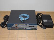 Cisco C1861-UC-2BRI-K9 Router 8x PoE 4FXS 2BRI port, Adv Ip Svcs, 8-user CME/CUE
