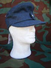 Feldmutze M44 M43 cappello tedesco aviazione, WW2 German air field wool cap Erel