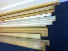 Kitchen Cupboard edging framing pelmet cornice pilaster skirting architrave oak