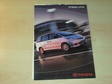 25864) Toyota Previa Polen Prospekt 200?