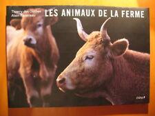 Les animaux de la ferme-T.des Ouches-A.Raveneau -Chêne