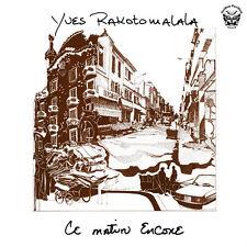 Yves rakotomalala: ce matin encore Golden pavilion records gp1008 LP Black vinyl