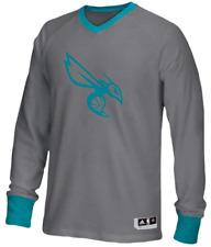adidas Charlotte Hornets Xmas Limited Player Warm-Up Shooting Top shirt men NBA