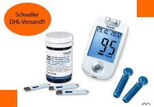 Blutzuckermessgerät Beurer GL 40 Starterset , inkl. 55 Teststr. + 105 Lanzetten