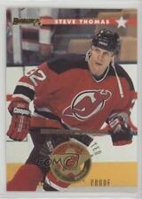 1996-97 Donruss Press Proof #193 Steve Thomas New Jersey Devils Hockey Card
