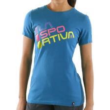 *70% Off Retail La Sportiva Square T-Shirt, Women's climbing bouldering hike etc