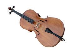 Cello violoncello S.G. qualità, Tappetino VERNICE I.D. dimensioni 1/8-4/4 NUOVO