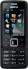 NOKIA 6300-Nero (Sbloccato) Cellulare Nuovo