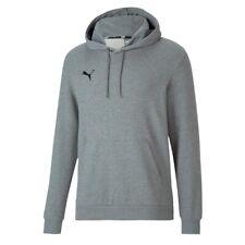 PUMA Herren teamGOAL 23 Casuals Hoody Sweatshirt Pullover 656580 Grau