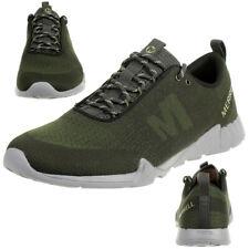 Merrell Versent Kavari Lace Knit Herren Sneaker grün J94333